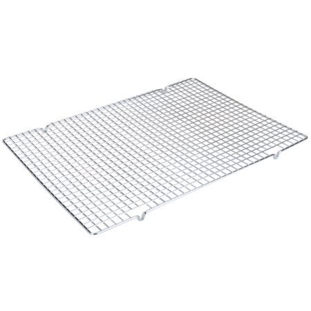 Chrome Cooking Grid (Wilton Chrome-Plated Cooling Grid, Rectangle, 14.5 x 20)