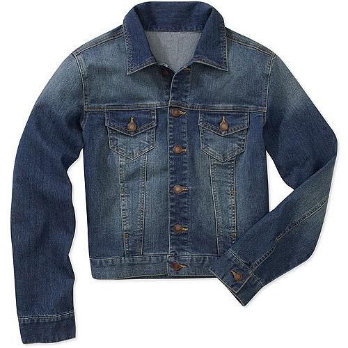 Faded Glory Women's Classic Denim Jacket