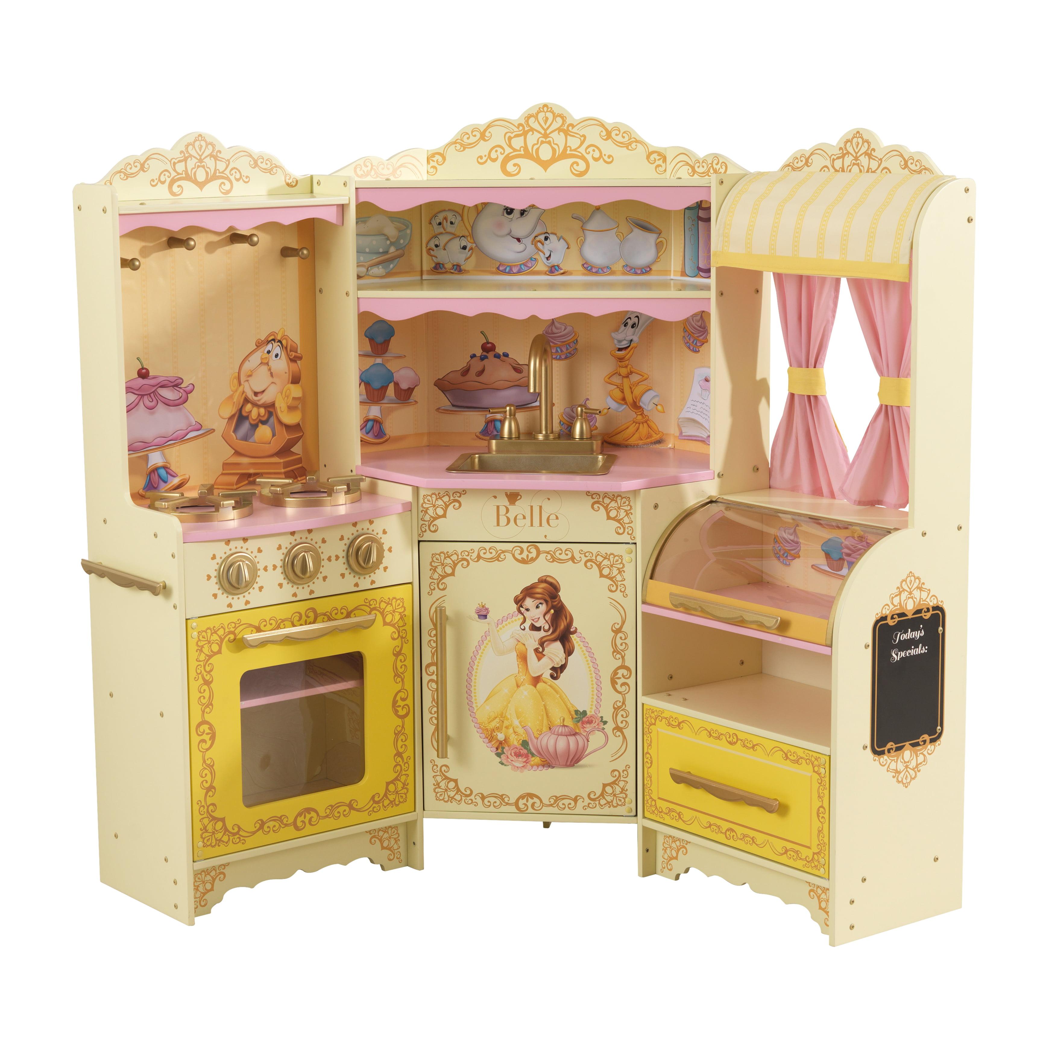 Disney Princess Belle Pastry Kitchen By KidKraft by KidKraft, Inc.
