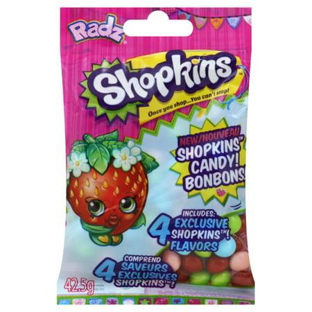 Shopkins Candy BonBons Pack - Bonbon D'halloween