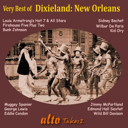 Very Best of Dixieland New Orleans / Various (Best Drinks In New Orleans)
