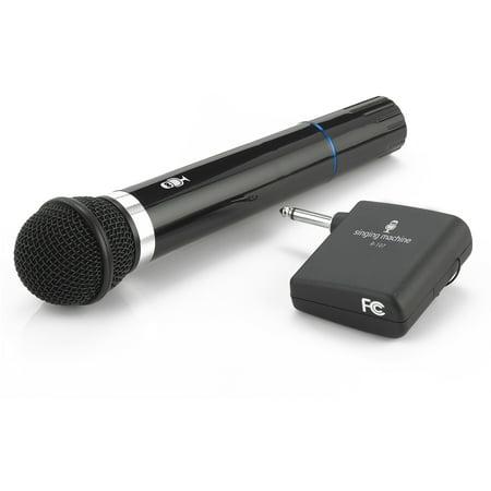 Juguetes Electronicos KaraokeCantar la máquina SMM107 unidireccional dinámico Micrófono inalámbrico + Generic en Veo y Compro