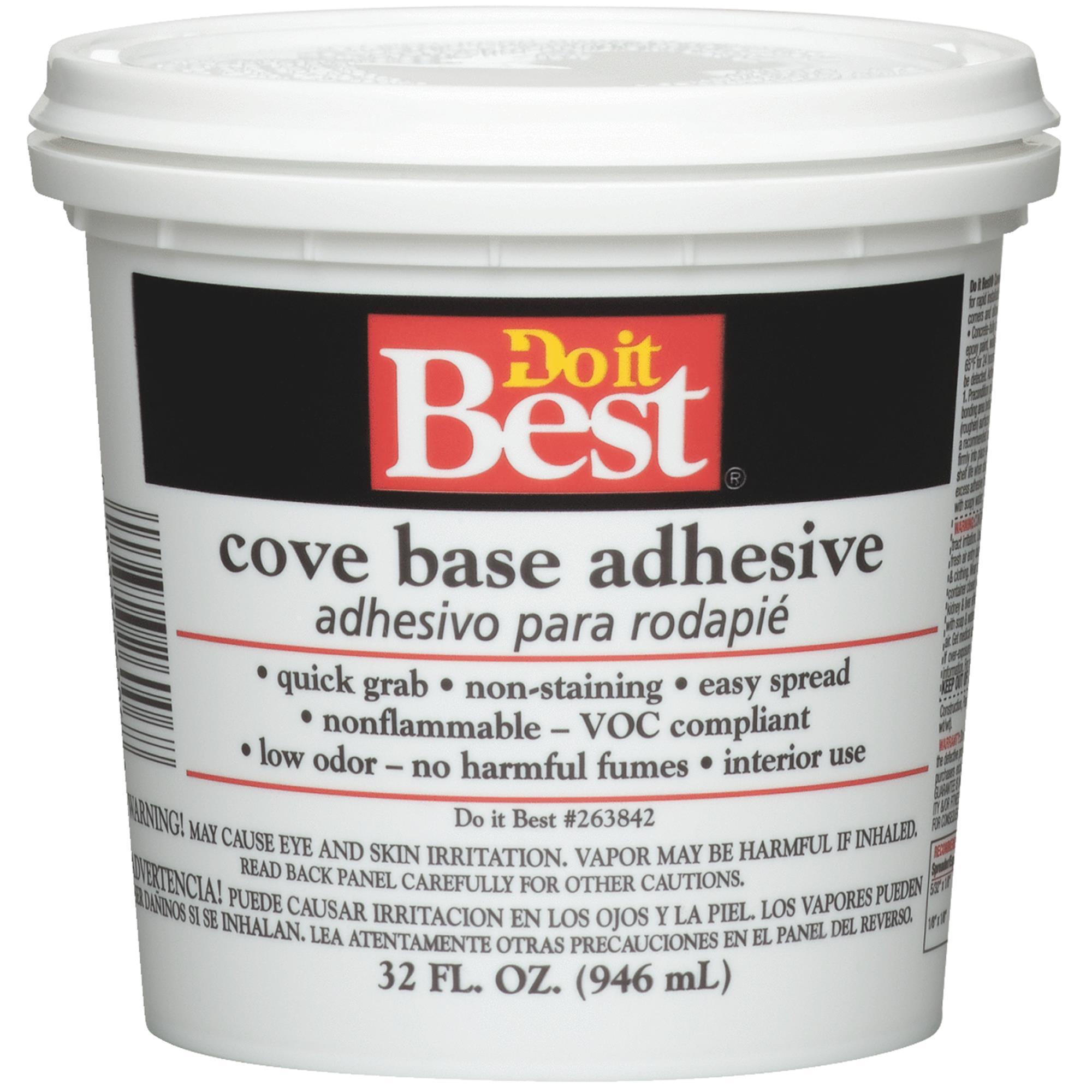 Do it Cove Base Adhesive