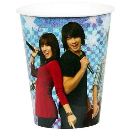 Camp Rock 9oz Paper Cups (8ct)
