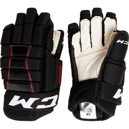 CCM Senior Jetspeed Edge Ice Hockey Gloves Pro Senior Hockey Gloves
