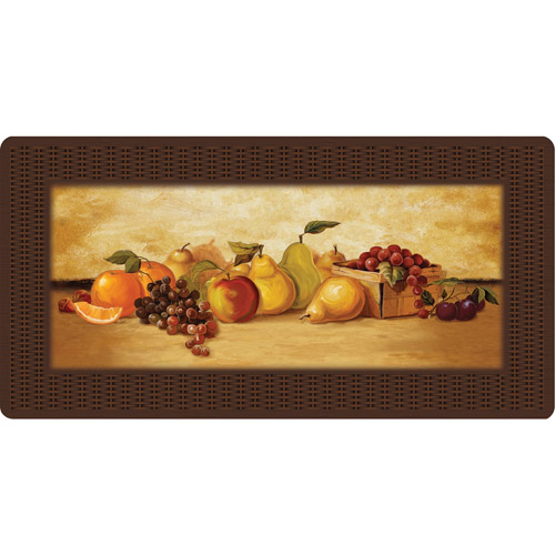 Better Homes and Gardens Delicious Fruit Comfort Chef Mat