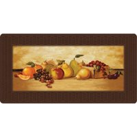 """Better Homes & Gardens 20""""x39"""" Tuscan Fruit Comfort Kitchen Mat"""