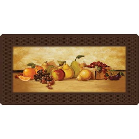 Better Homes Gardens 20 X39 Tuscan Fruit Comfort Kitchen Mat