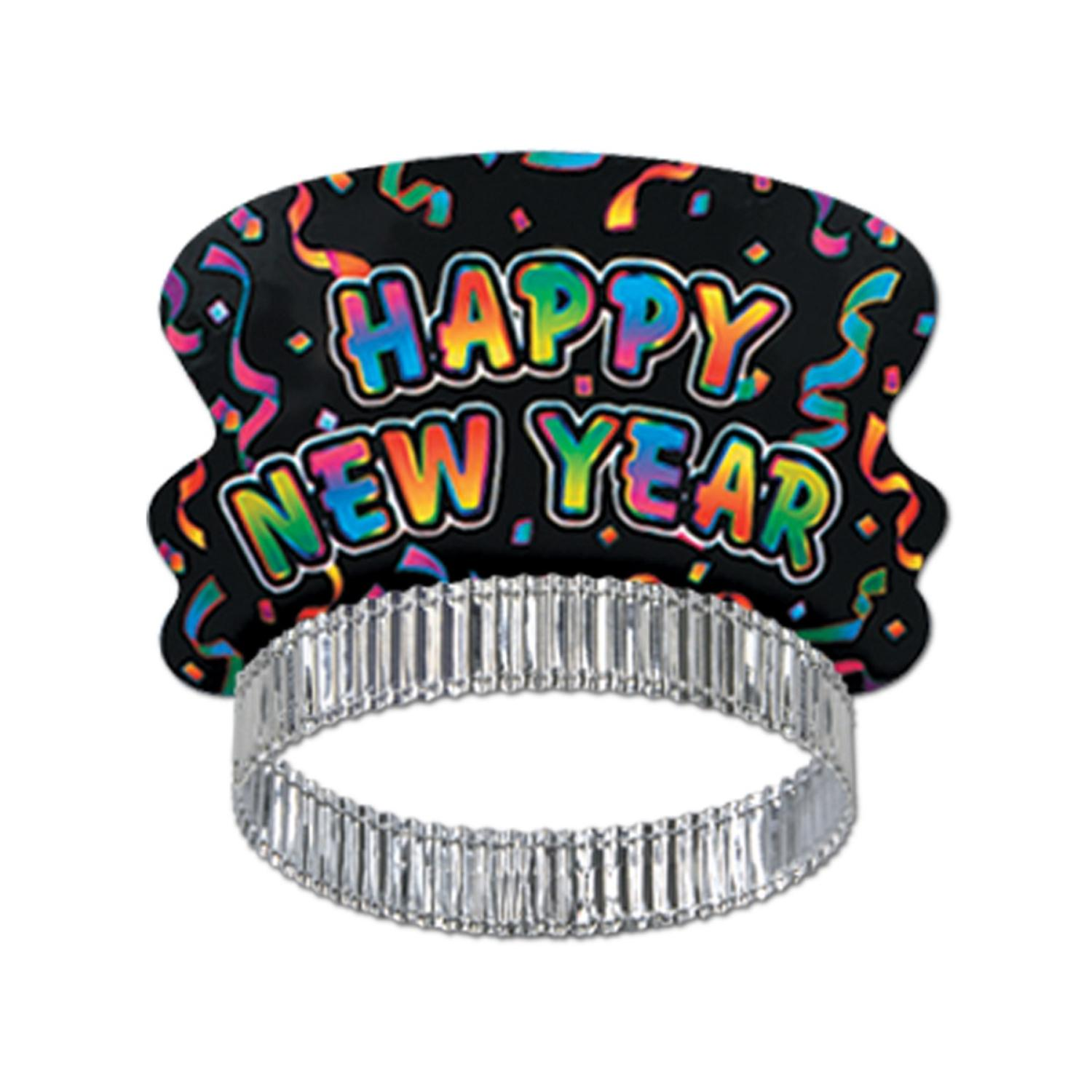 """Club Pack of 50 New York """"Happy New Years"""" Legacy Party F..."""