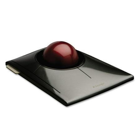 Kensington K72327US SlimBlade Trackball, Black