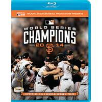San Francisco Giants 2014 World Series Film (Blu-ray)