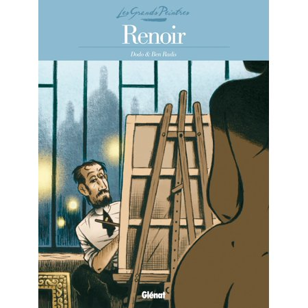 Les Grands Peintres - Auguste Renoir - eBook