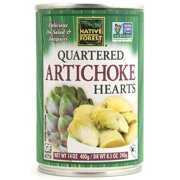 (6 Pack) Native Forest Quartered Artichoke Hearts , 14 Oz