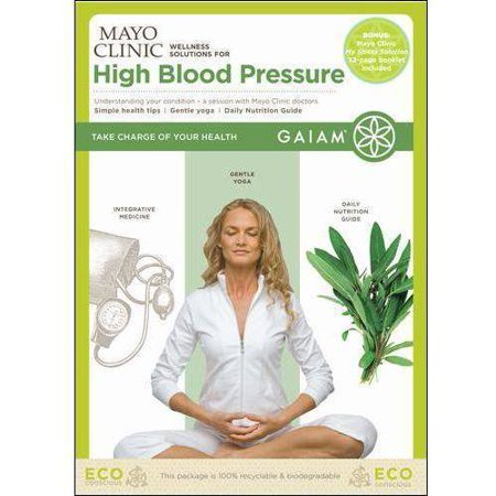 Mayo Clinic Wellness Solutions For High Blood Pressure  Full Frame