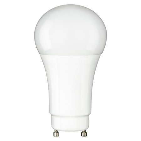 Sunlite GU24 Base LED Bulb, Dimmable, 10 Watt (60 W Equivalent), CFL Replacement, 5000K Super White, 800 Lumens, 15000 Hour Life Span