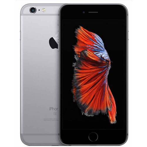 Apple iPhone 6s 128GB GSM 4G LTE 12MP Smartphone (Unlocked), Space Gray