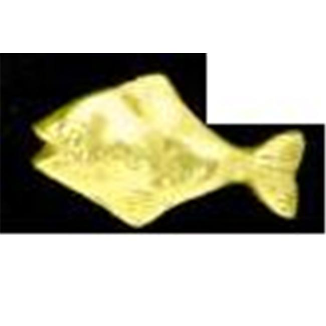 Mayer Mill Brass - FDP-1 - Fish Drawer Pull