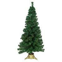 Northlight Pre Lit Fiber Optic Color Changing Christmas Tree