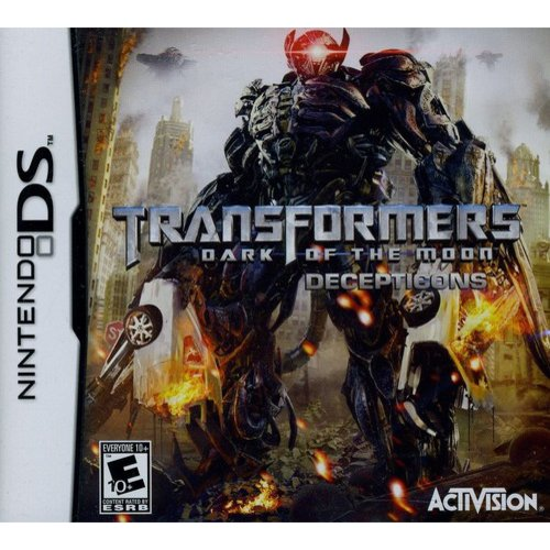 Transformers: Dark of the Moon - Decepticons (DS)