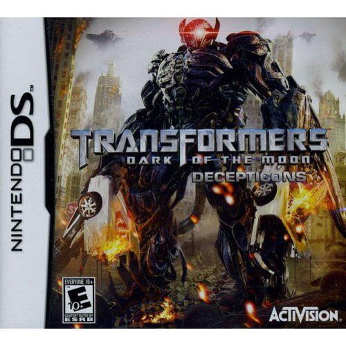 Transformers Dark of the Moon DECEPTICONS
