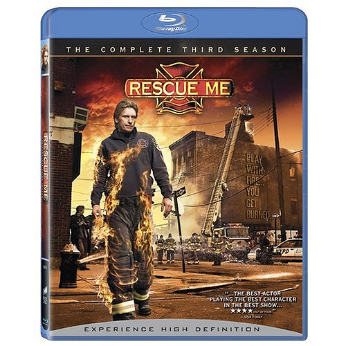 Rescue Me: The Complete Third Season (Blu-ray) (Widescreen)