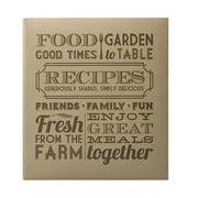 Eccolo Ewt Recipe Book, Vintage Food Words, Camel