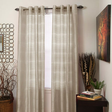 Somerset Home Maggie Grommet Curtain (Somerset Store Hours)