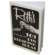 "Ed ""Big Daddy"" Roth PINSTRIPING IDEAS 101 BOOK-Rat Fink"