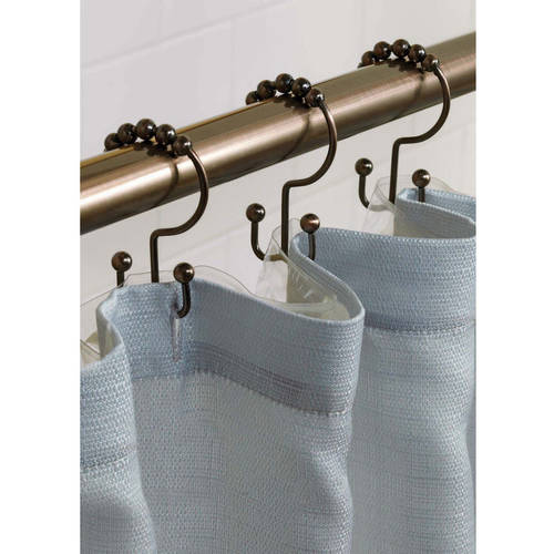 Better Homes and Gardens Rollerball Shower Curtain Hooks by Generic