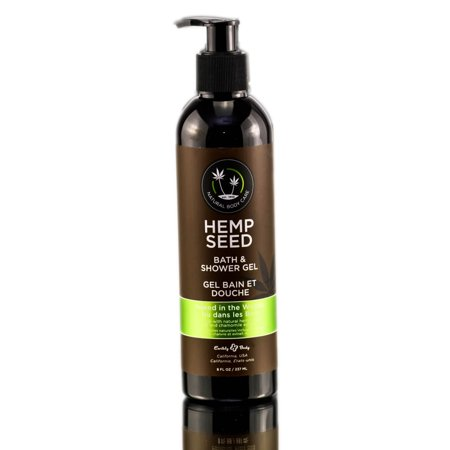 Earthly Body Hemp Seed Body Mist 8 oz - Naked in The Woods