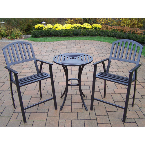 Oakland Living Rochester 3 Piece Bar Set