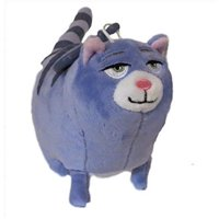 Secret Life of Pets Chloe the Cat Plush Clip-On