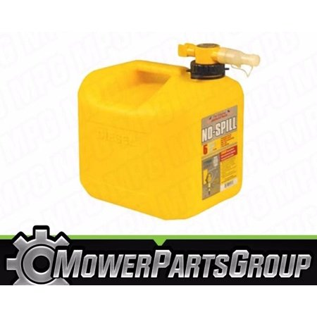 (1) No-Spill Diesel Fuel Can 5 gallon - EPA