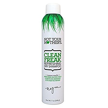 Not Your Mother's Clean Freak Refreshing Dry Shampoo, 7 oz