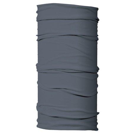 UV XL Buff Slate Grey Outdoor Sun Wind Protection Head Cover Sports Headwear
