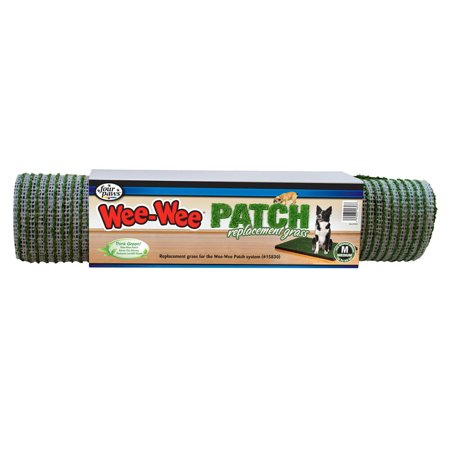 Four Paws Wee-Wee Patch Indoor Potty Replacement Grass Medium 29