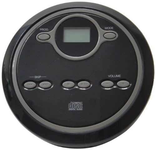 Sylvania SCD300 Personal Basic Cd Player With Earbuds