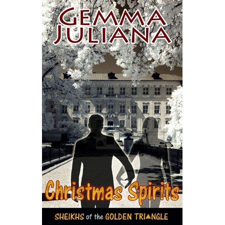 Spirit Triangle (Christmas Spirits (Sheikhs of the Golden Triangle) - eBook)