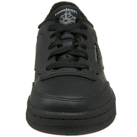 8bc89055d1 Reebok 171165: Little Kids Club C Court Black/Charcoal Sneakers (13 M US  Little Kid)