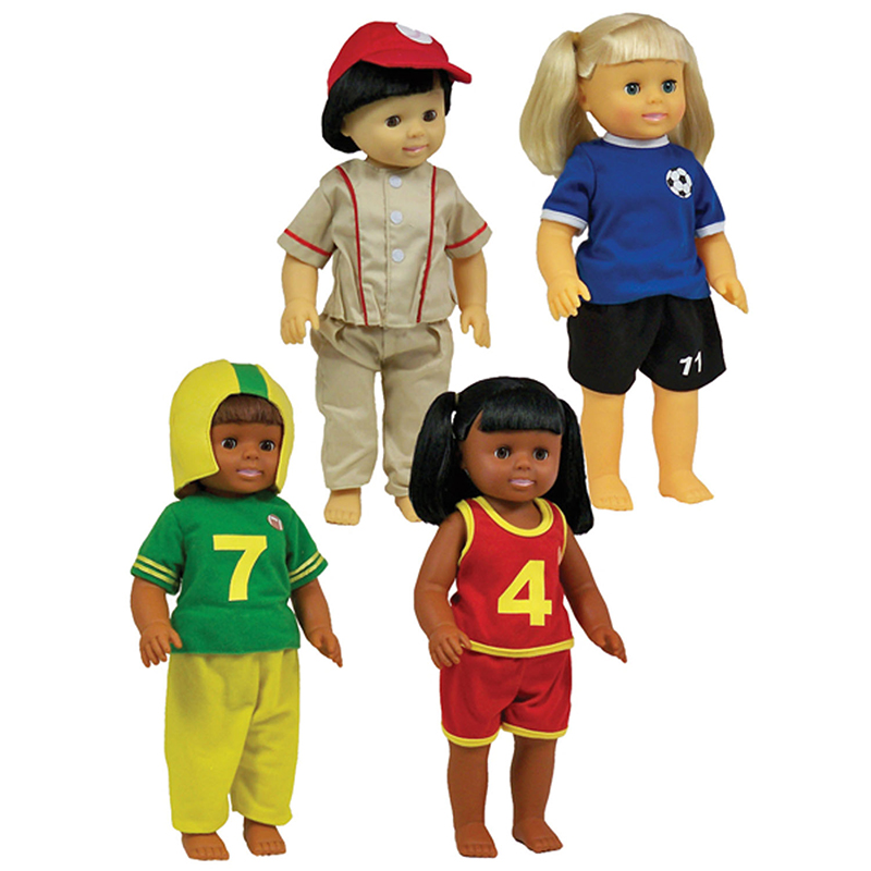 SPORTS DOLL CLOTHES