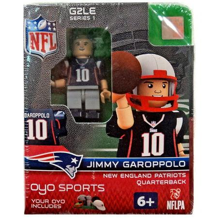 Nfl Generation 2 Series 1 Jimmy Garoppolo Minifigure