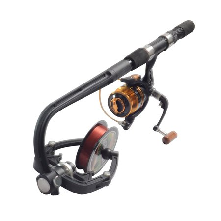Fishing Line Winder Spooler Machine Spinning Reel Spool Fishing Reel ()