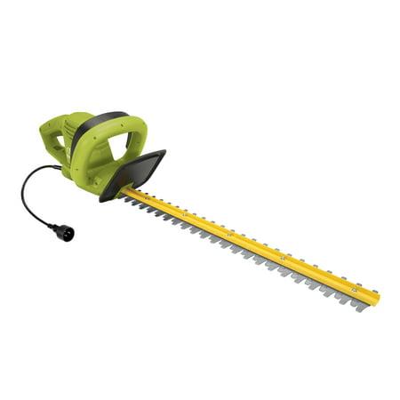Sun Joe HJ22HTE Electric Hedge Trimmer , 22-Inch , 3.5 Amp