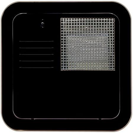Suburban 6259AEB Water Heater Access Door, Black - 10 Gallon ()