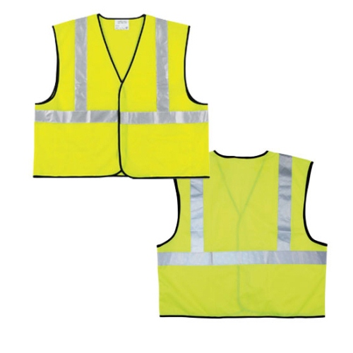 Safety Vest with Pockets XXL by Consumers Interstate