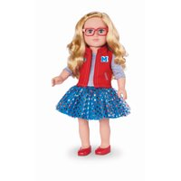 "My Life As 18"" Poseable Class President Doll, Blonde Hair"