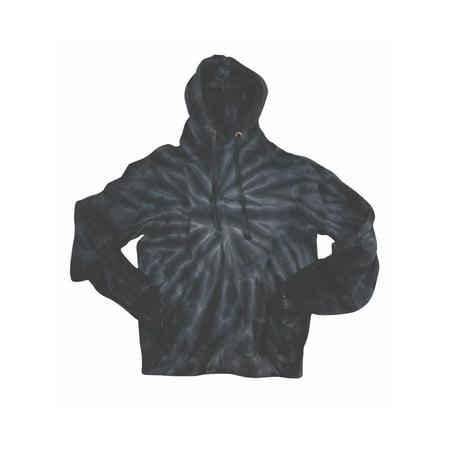 7f49a466dc06a Faded Cyclone Unisex Adult Tie Dye Hoodie Hooded Sweatshirt
