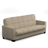 Mainstays Baja Sofa Bed, Multiple Colors