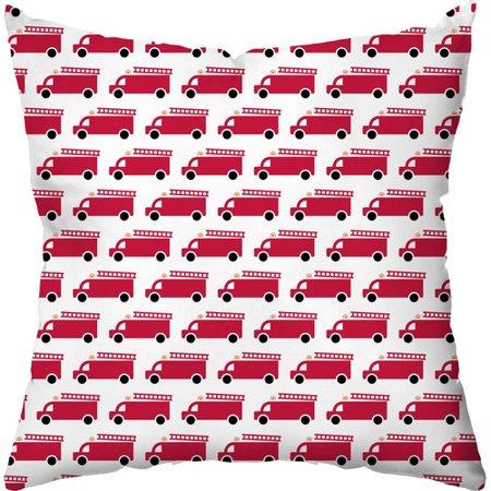 Checkerboard Ltd Honk Honk Throw Pillow