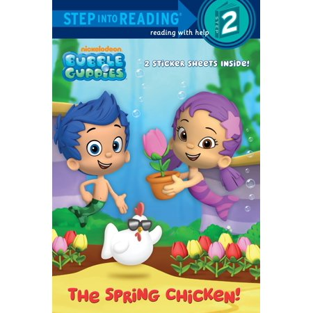 The Spring Chicken! (Bubble Guppies) (Bubble Guppies Halloween Games)